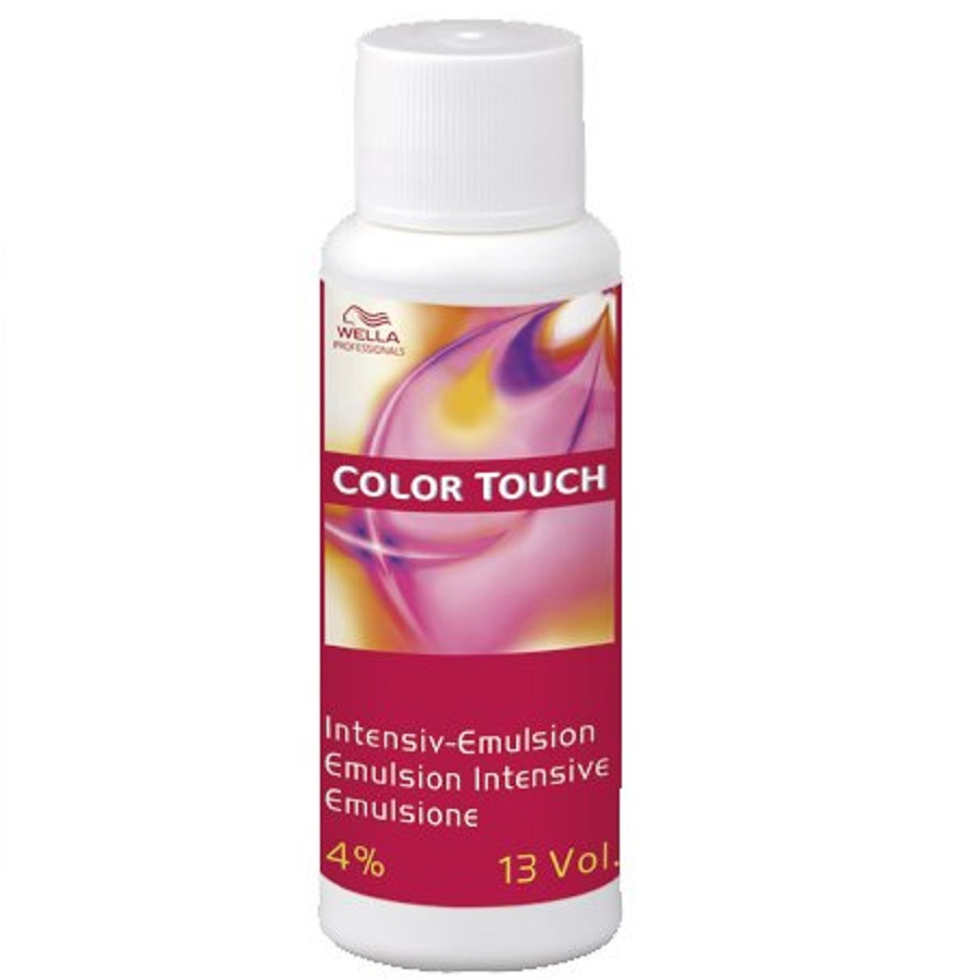 Wella Color Touch Intensiv Emulsion 4% 60ml