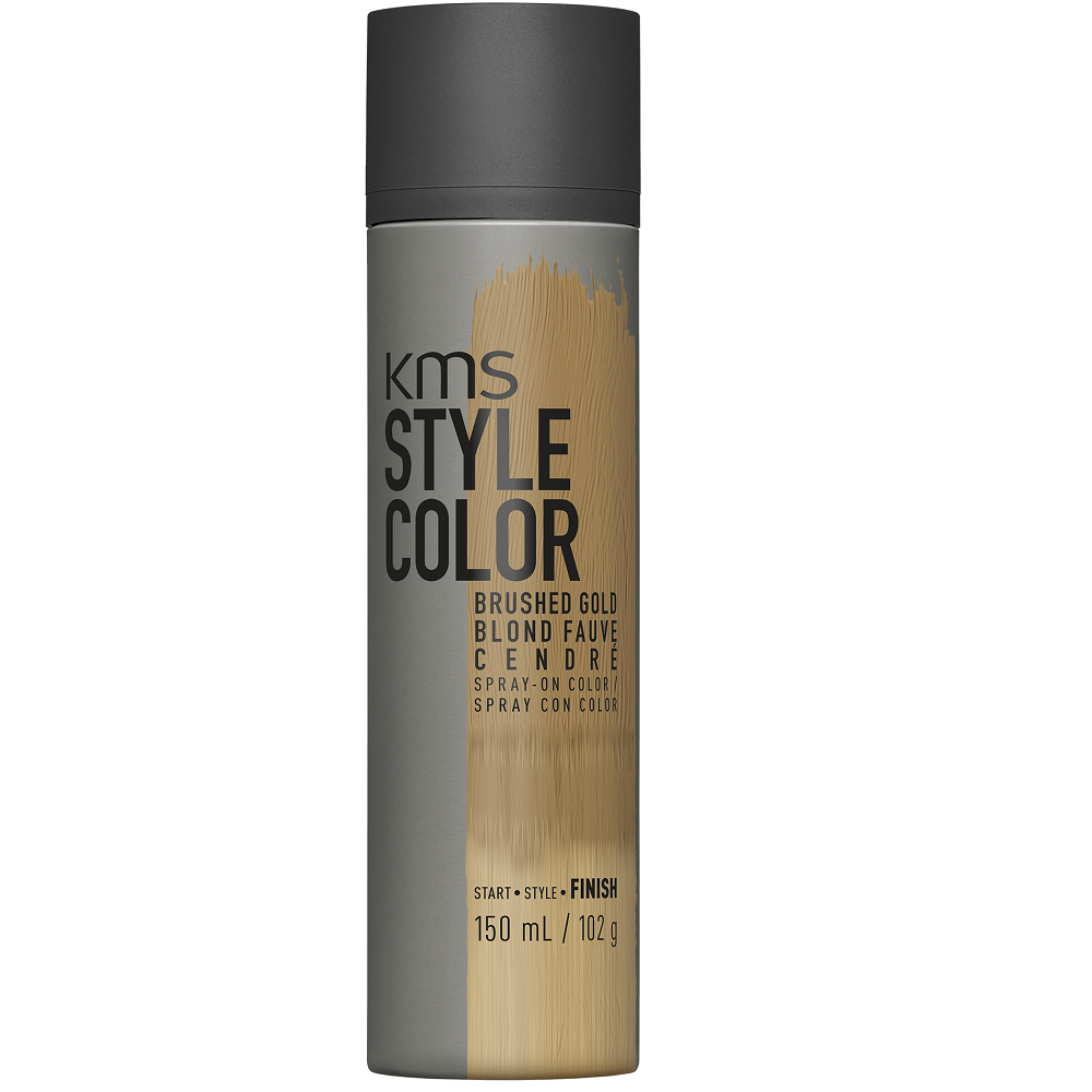 KMS Stylecolor 150ml Brushed Gold