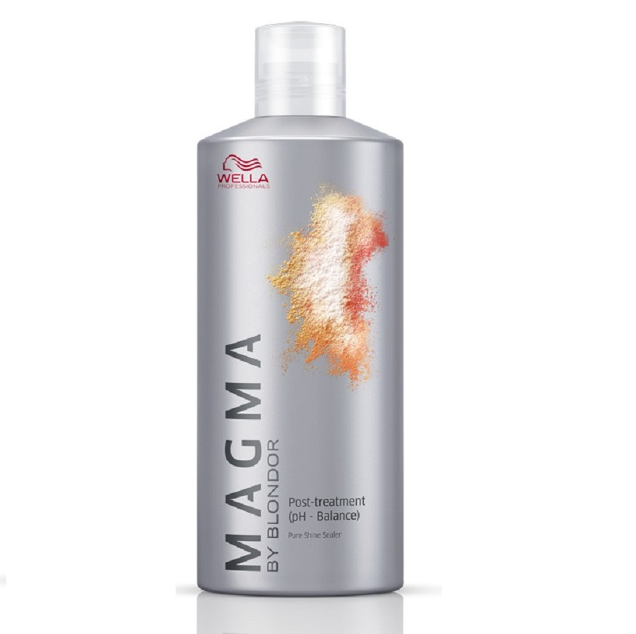Wella Magma by Blondor Post Treatment (PH-Balance) 500ml