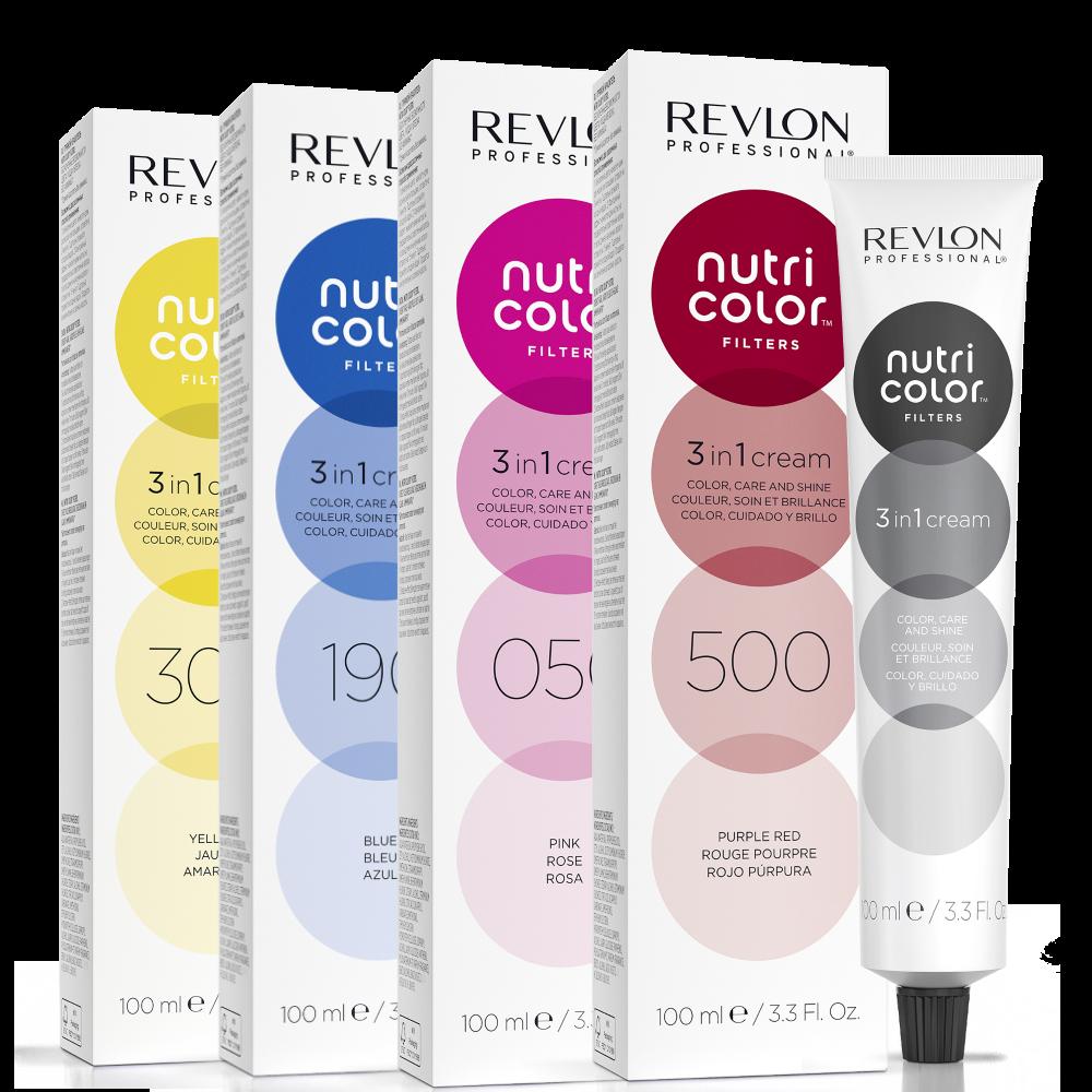 Revlon Nutri Color Filters 100ml 1022 Intense Platinum