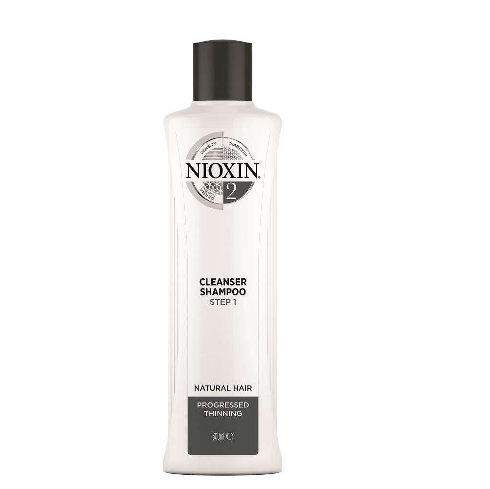 Nioxin System 2 Cleanser Shampoo 300ml