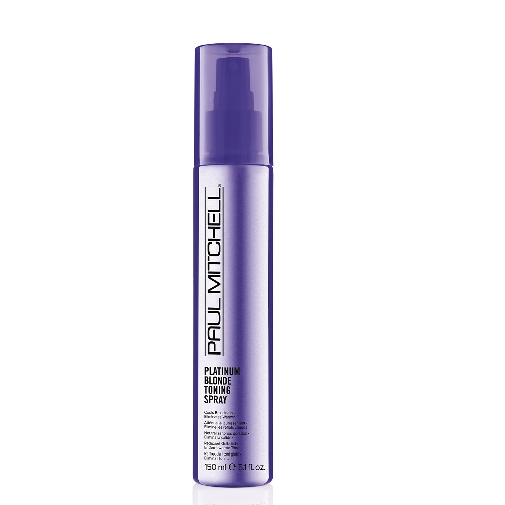Paul Mitchell Blonde Platinum Blonde Toning Spray 150ml