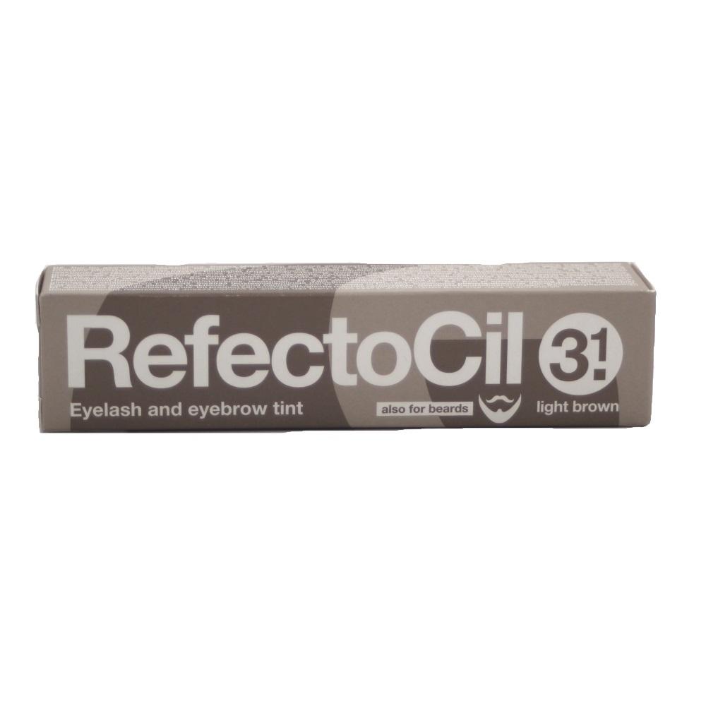 RefectoCil Augenbrauen- & Wimpernfarbe Nr. 3.1 Lichtbraun 15ml
