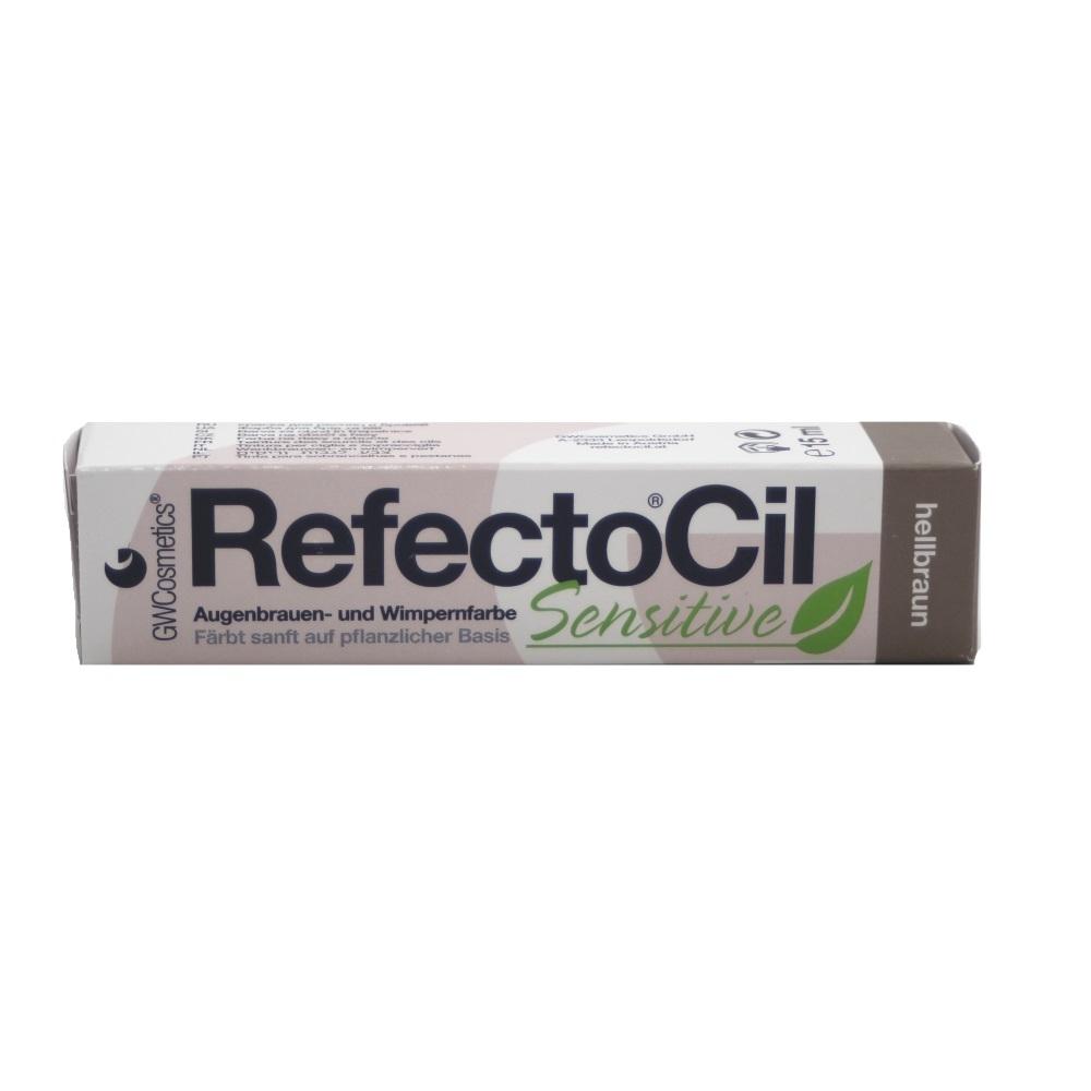 RefectoCil Sensitive  Sourcils & Cils  15ml  brun clair