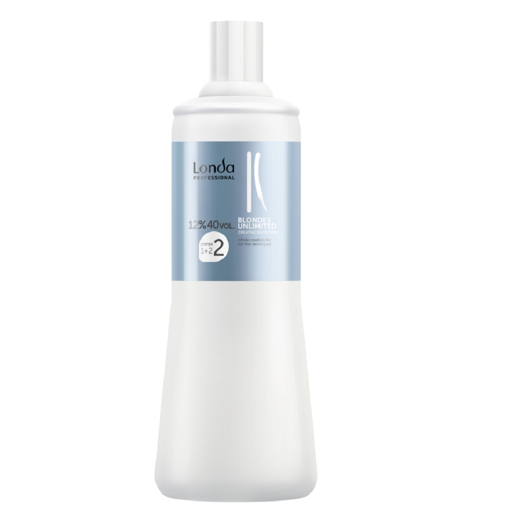 Londa Blondes Unlimited Emulsion 12% 1000ml