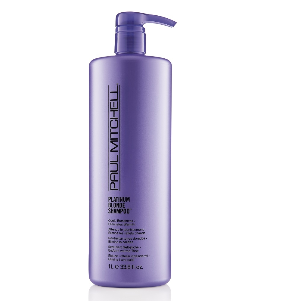 Paul Mitchell Blonde Platinum Blonde Shampoo 1000ml