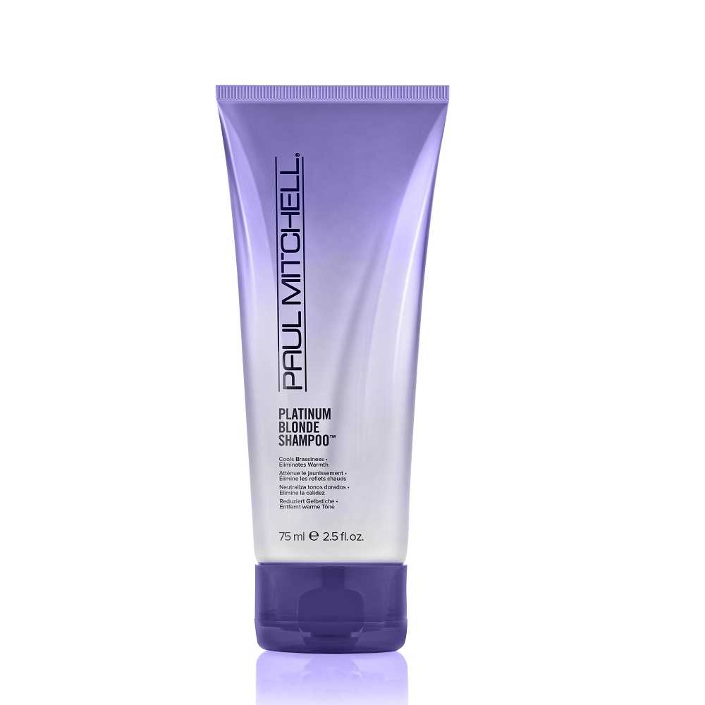 Paul Mitchell Color Care Platinum Blonde Shampoo 75ml
