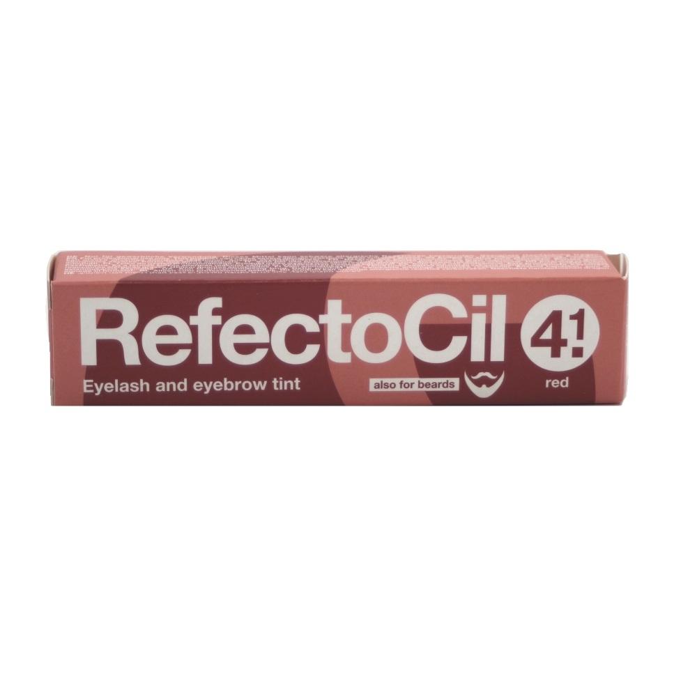 Refectocil Coloration Sourcils & Cils 15ml 4.1 Rouge