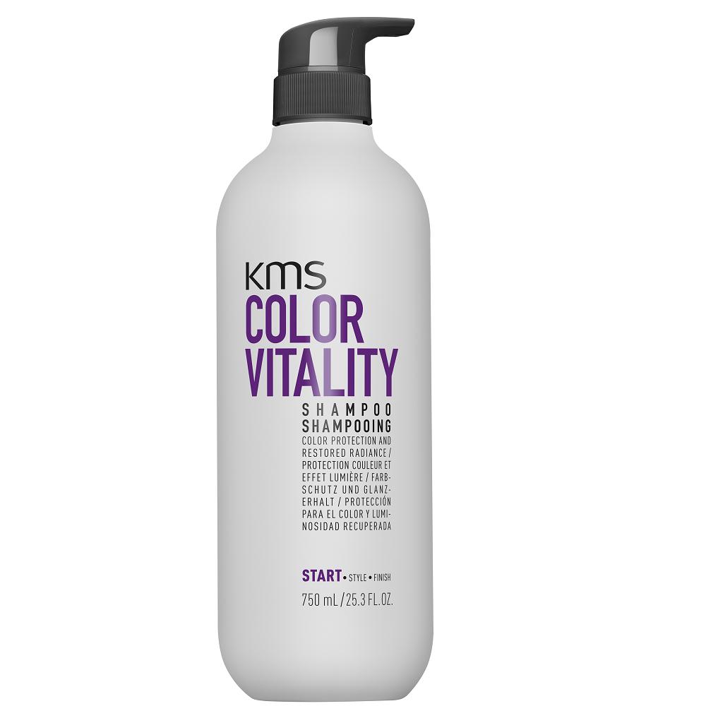 KMS Colorvitality Shampoo 750ml