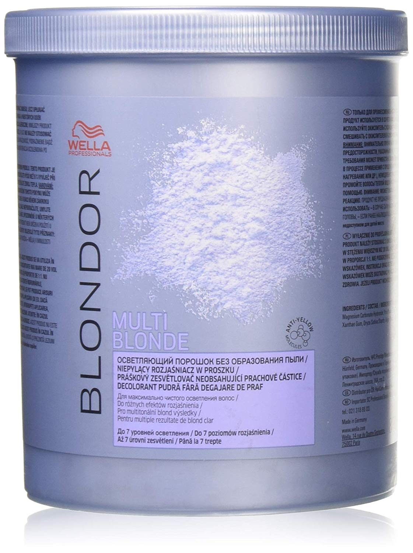 Wella Blondor Multi Blonde Powder 800g