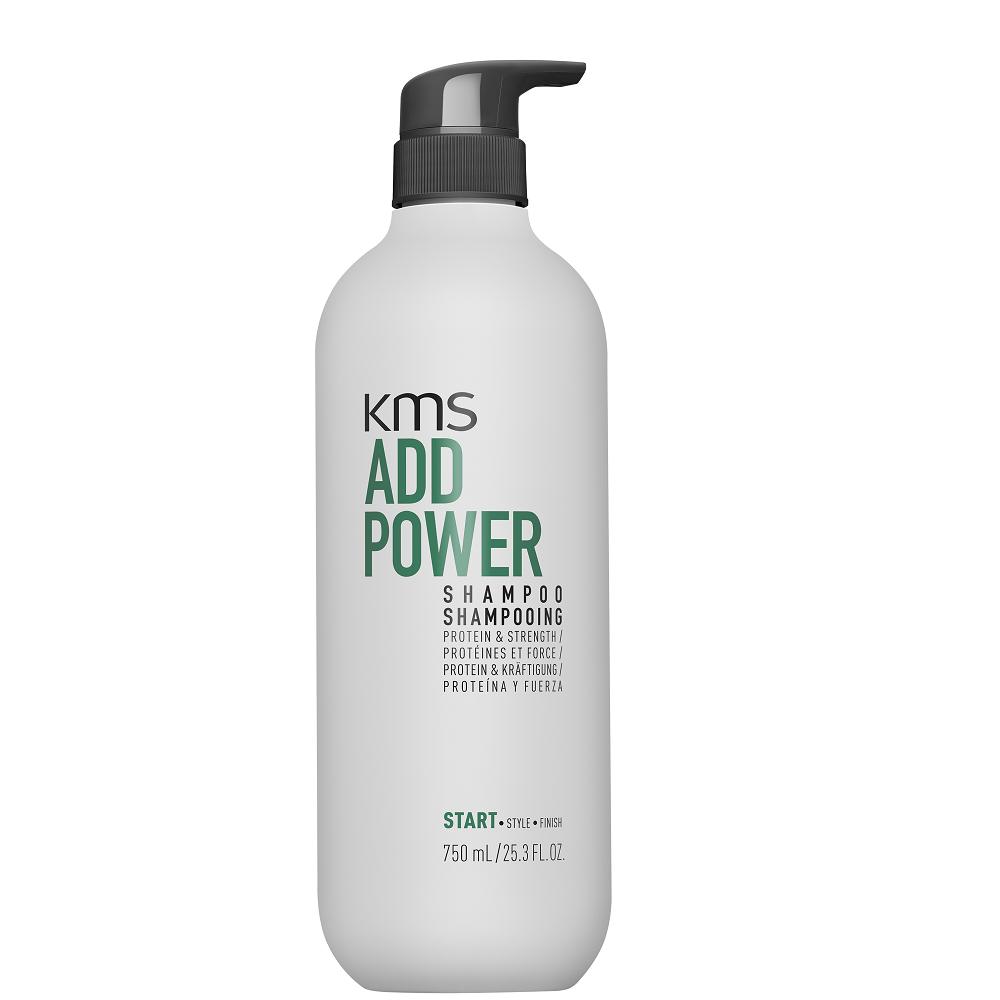 KMS Addpower Shampoo 750ml