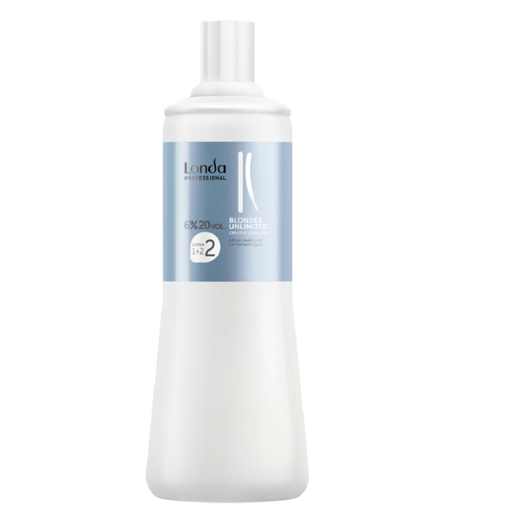 Londa Blondes Unlimited Emulsion 6% 1000ml